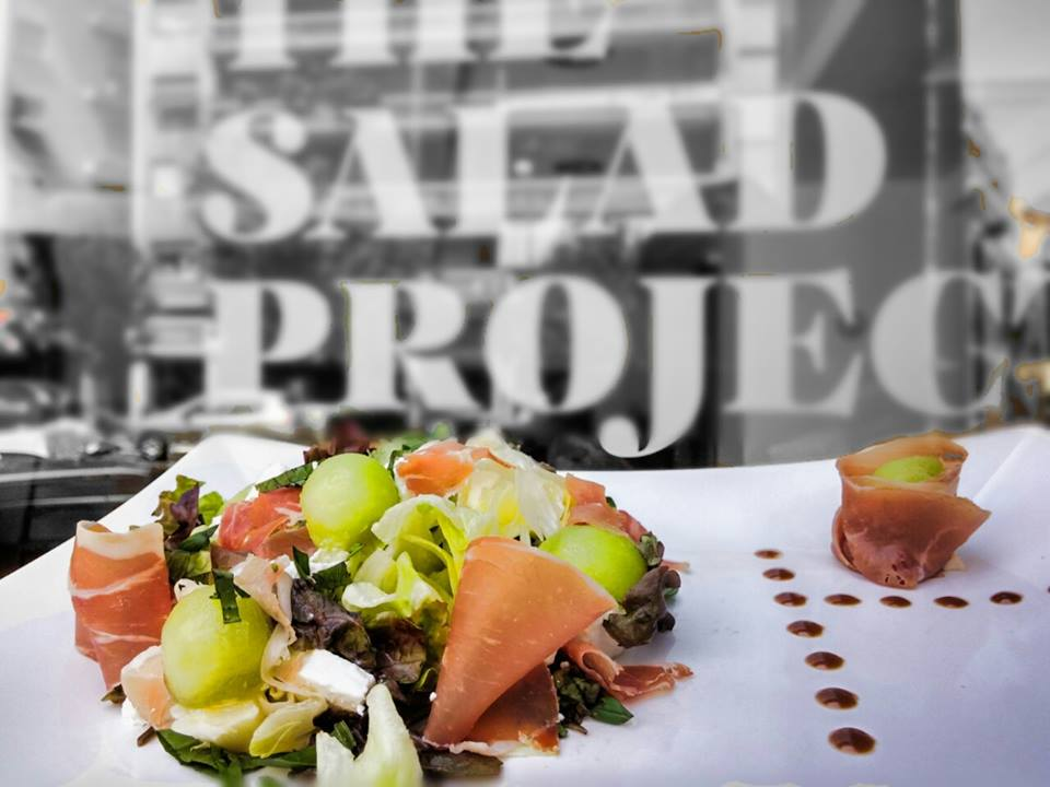 TheSaladProject.Melon Salad