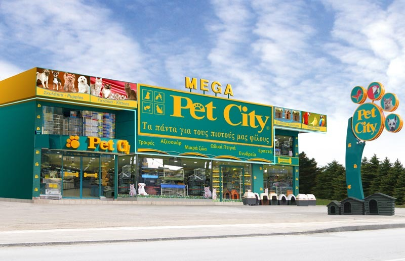 pet city franchise